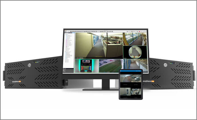 exacqVision VMS 19.12 enhances security and communication