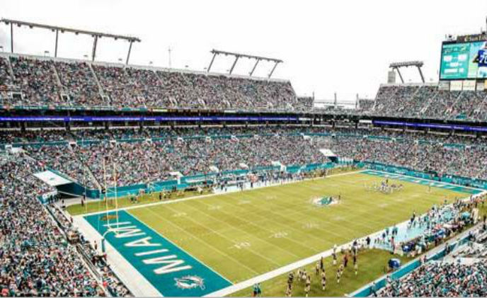 G4S selected by Sun Life Stadium for security solution