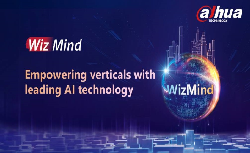Dahua WizMind empowers verticals with top-notch AI technologies