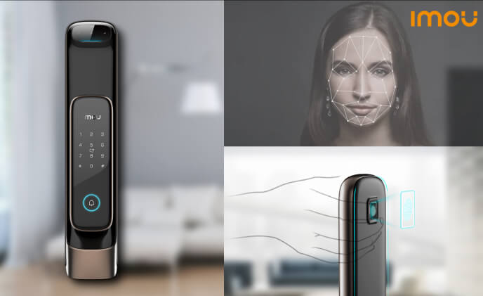 Imou launches Imou V8i Smart Lock and Imou Ranger IQ IoT camera