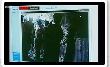 Rescuers Kept Watch on Chilean Miners with VIVOTEK Network Cameras