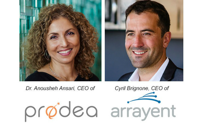 Prodea acquires Arrayent to form world's first carrier-grade IoT services platform