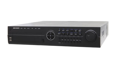 Hikvision introduces 16-ch HD-SDI DVR Series with full HD resolution