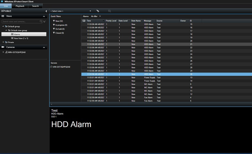 BCD International debuts Harmonize iDRAC Plug-In with Milestone Systems XProtect VMS