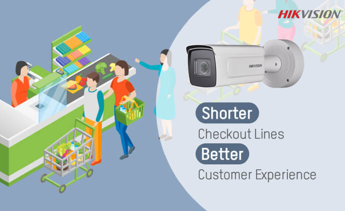 Shorten your checkout lines to enhance your customer experience