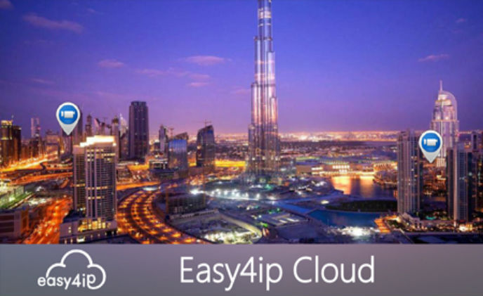 Dahua introduces Easy4ip Cloud App