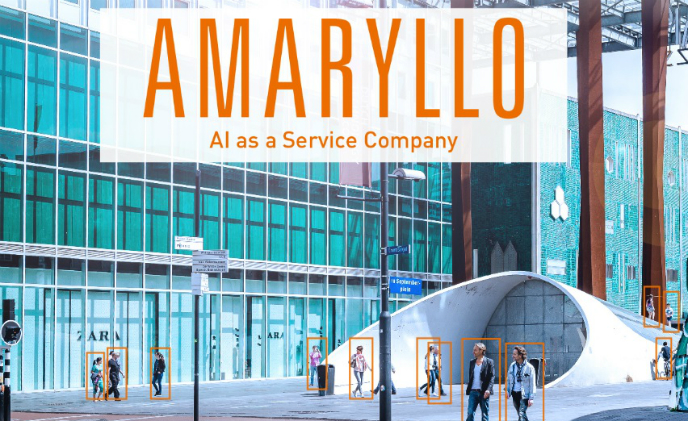 Camera maker Amaryllo focuses on providing data services