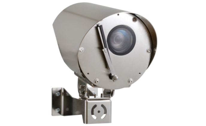 Videotec launches new corrosion-resistant camera with DELUX technology