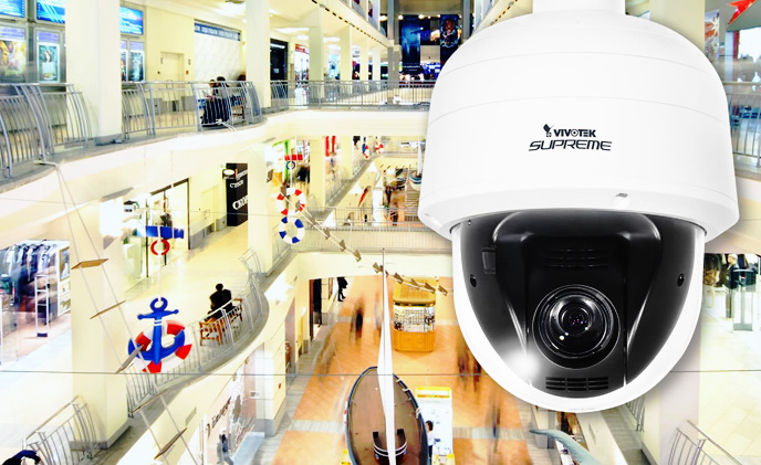 VIVOTEK launches its latest indoor speed dome network camera- SD8161