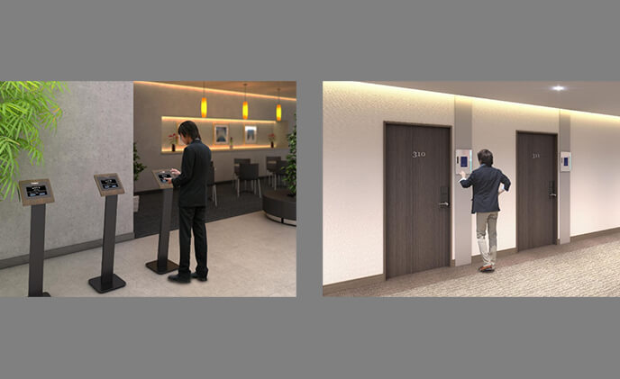 NEC to provide facial recognition technology for Mitsui Fudosan hotels