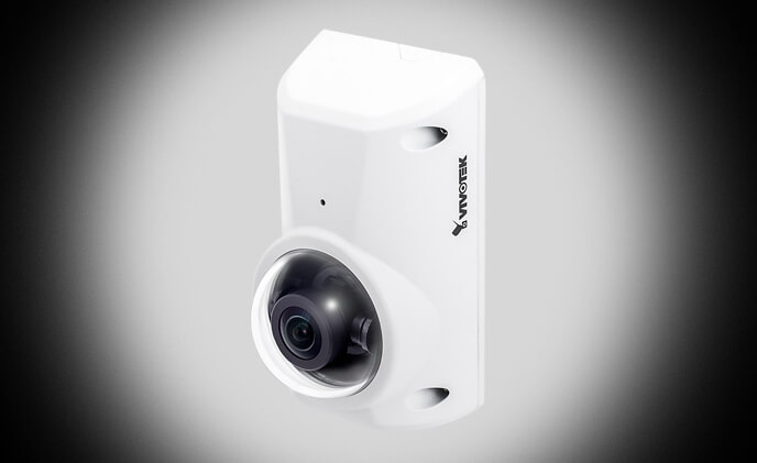 VIVOTEK launches new fisheye network camera for high security environments