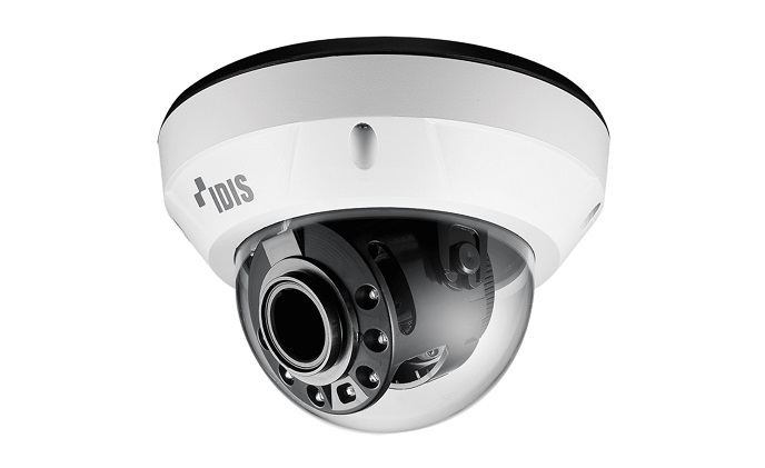 IDIS launches cost effective camera range  with failover technology