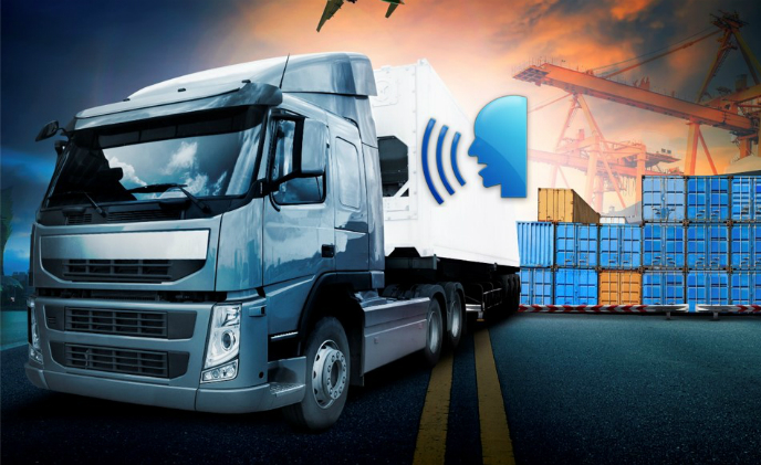 Voice control finds application in logistics management