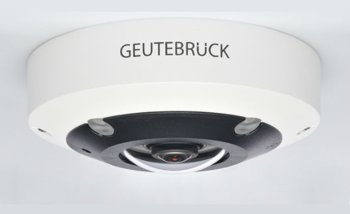 Geutebruck launches 360-degree panoramic camera