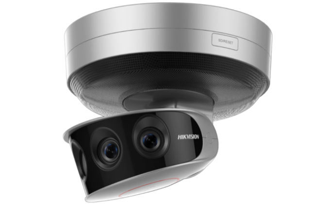 Hikvision launched new 24MP PanoVu camera