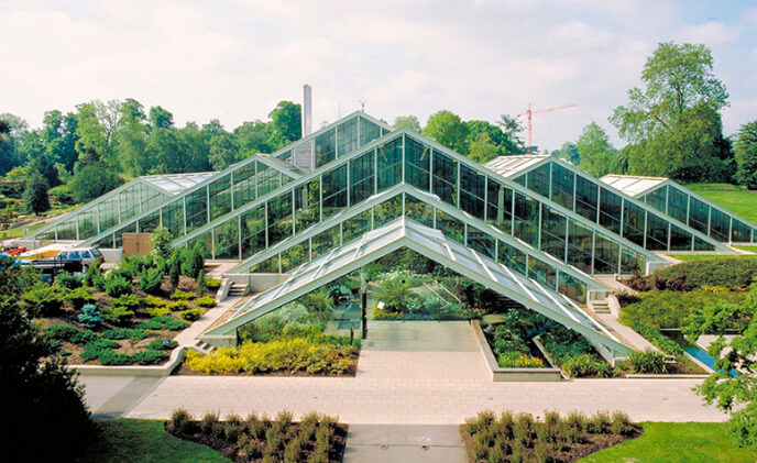 Hikvision provides video surveillance upgrade for London's Kew Gardens