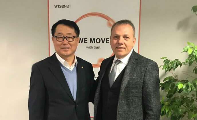 Alerta and Hanwha Techwin agree distribution partnership