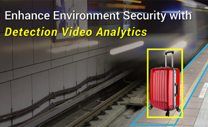 Surveon enhances environment security with Detection Video Analytics