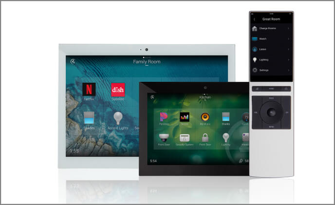 Control4 Smart Home OS integrates with Sub-Zero Group and Genie