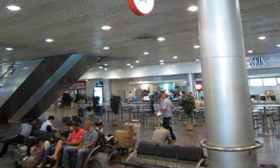Axis IP cameras ensure safety at Russian Sheremetyevo Int'l Airport
