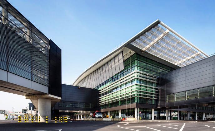 ASSA ABLOY Security Doors provides highest-level security for Terminal 2A at Heathrow Airport