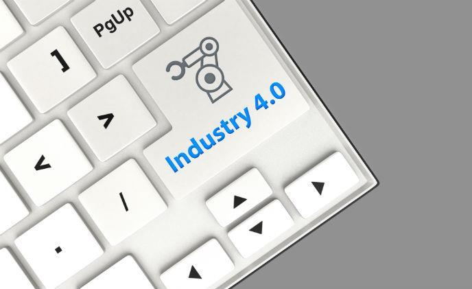 What are some challenges under Industry 4.0?