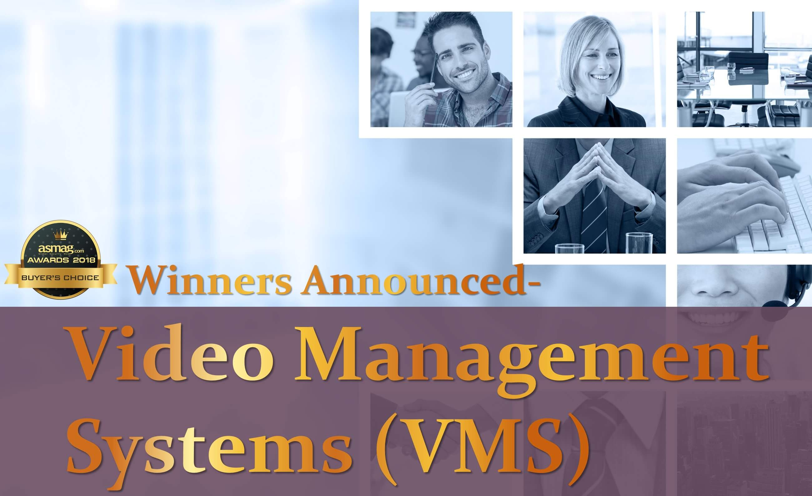 Top Video Management Systems of the Year 2018