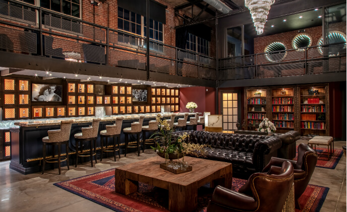 New Waterworks private social club deploys 24-hour automation system