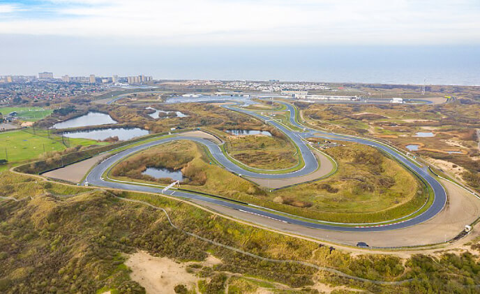 Netherlands racing circuit lines up for F1 Grand Prix with IDIS video tech