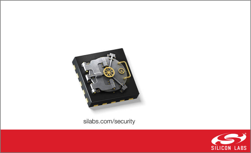 New Silicon Labs Secure Vault Technology redefines IoT device security