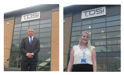 TDSi expands Business Development and Marketing Teams