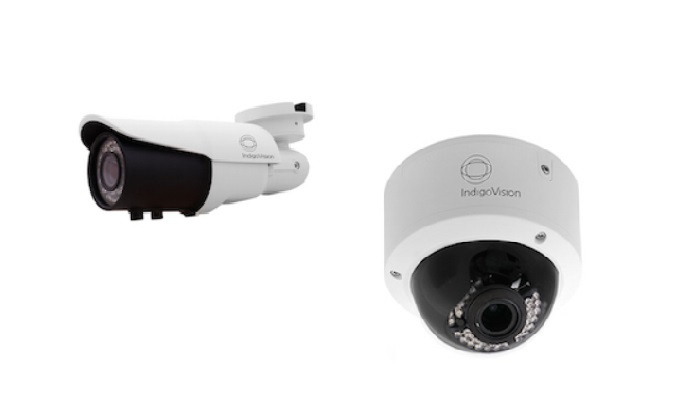 IndigoVision releases improved GX Bullet and Minidome cameras