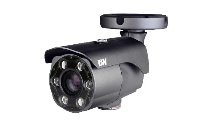 Digital Watchdog announces the 4 MP License Plate Recognition bullet camera