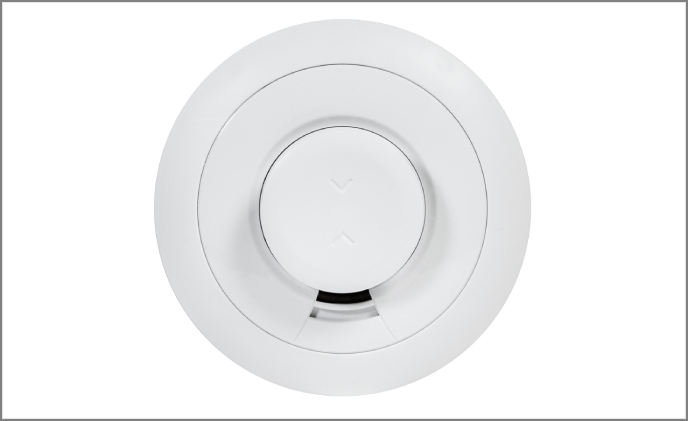2GIG Smoke Heat Freeze Detectors enable early detection and decrease alarms