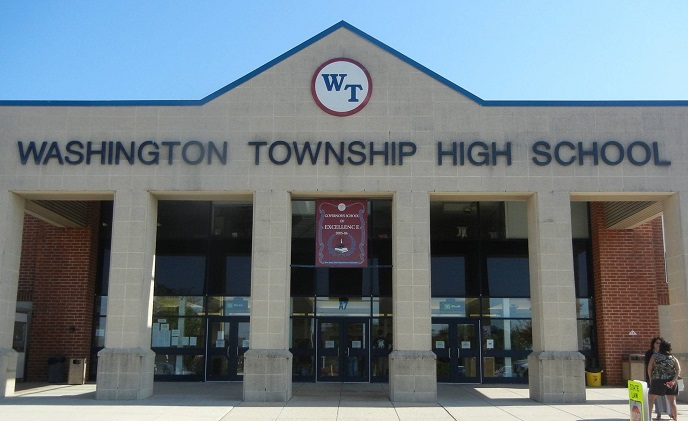Washington Township Schools guarded by Wisenet X series intelligent VCA