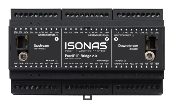ISONAS launches new hardware product and integrations at ISC West 2018