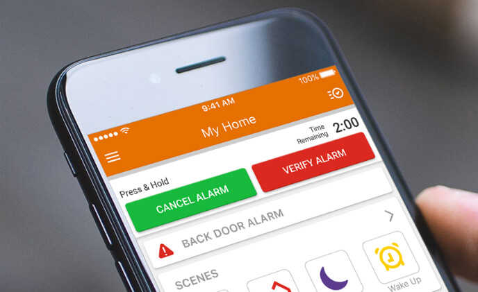 Alarm.com Smart Signal enhances control to smart home and business