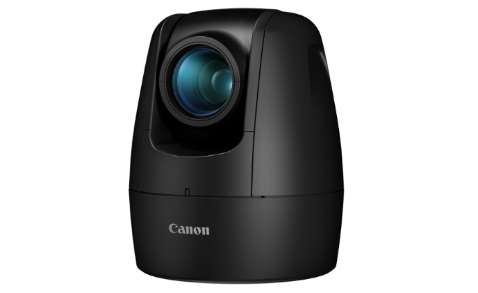 Canon U.S.A. introduces the VB-M50B, a high-sensitivity PTZ network camera