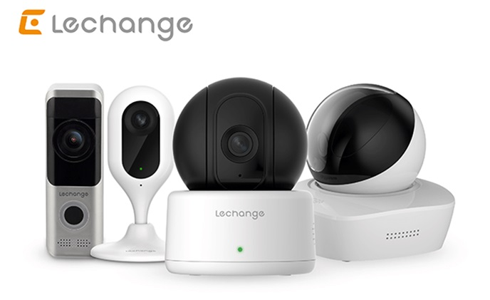 Dahua Technology releases consumer products globally with the brand Lechange