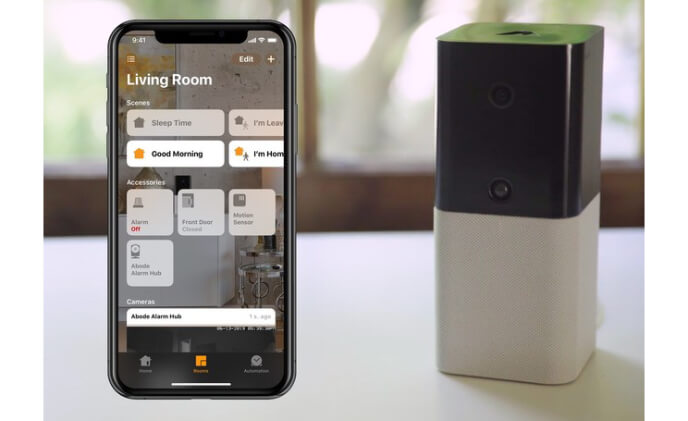abode is Now Apple HomeKit Compatible