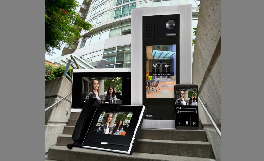 Aiphone introduces IXG Series multi-tenant video intercom solution