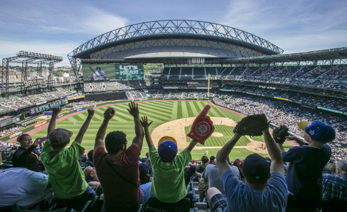 Seattle Mariners upgrade Safeco Field security with Milestone Systems