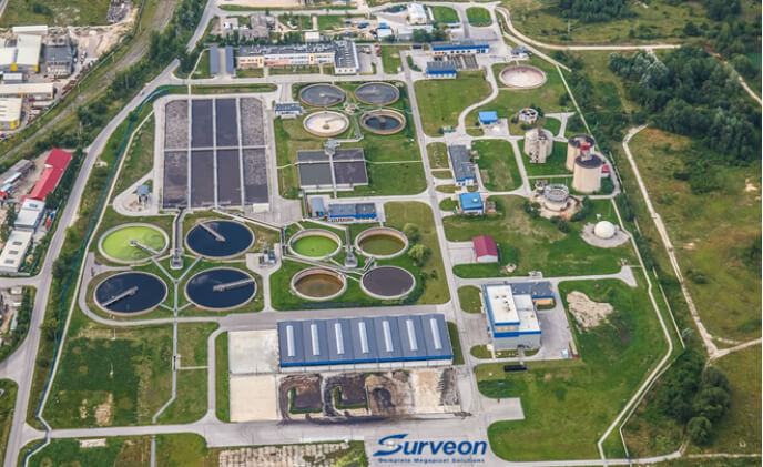 Surveon NVR7800 secures water treatment plant in Malaysia