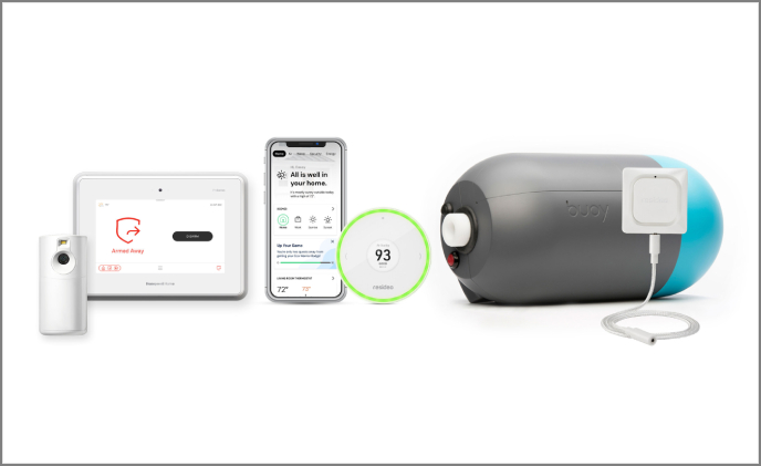 Resideo Home app makes whole-home monitoring possible