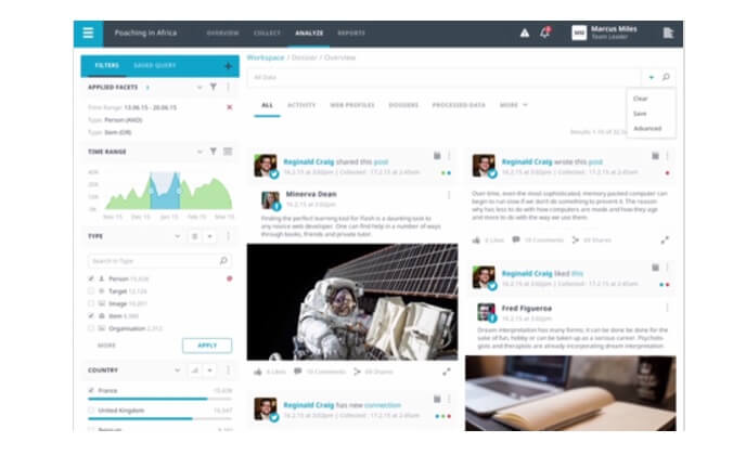 Verint announces latest version of Its web and social intelligence suite