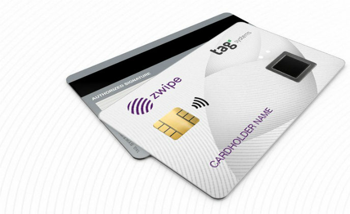 TAG Systems and Zwipe partner to launch biometric payment cards
