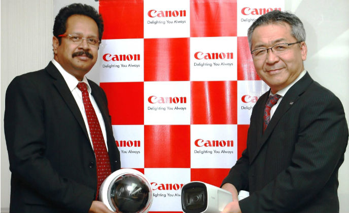 Canon India steps into surveillance domain with new intelligent network cameras