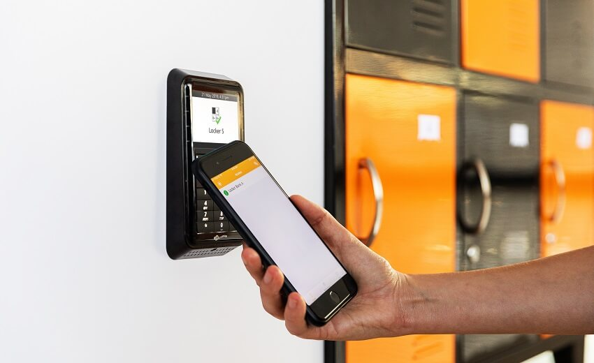 Solution to address common concerns of using mobile access control