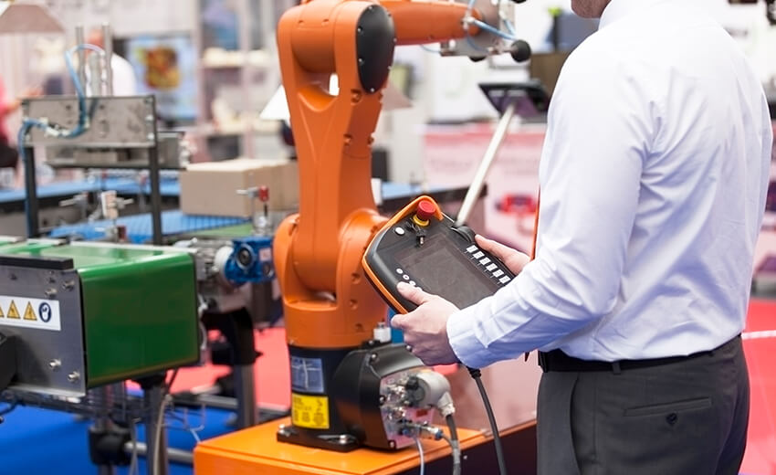 Industrial robot types and how they help you save costs