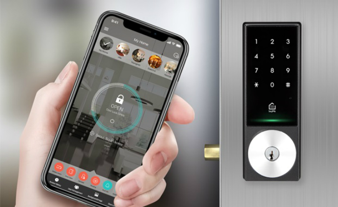 KeyWe launches smart lock project on Kickstarter